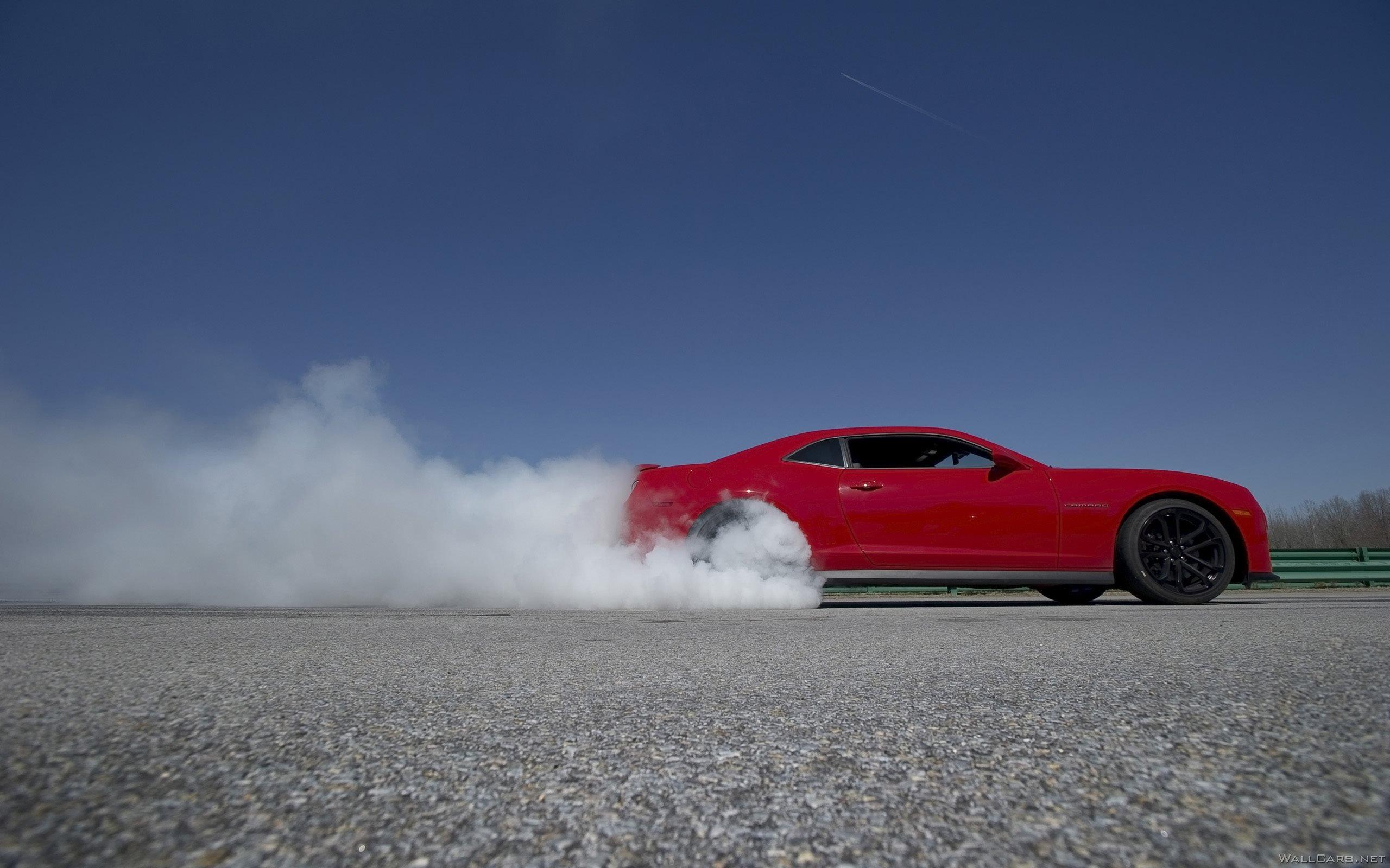 Обои колёса, Chevrolet camaro, полосы, диски, асфальт, шевроле камаро. Автомобили foto 11
