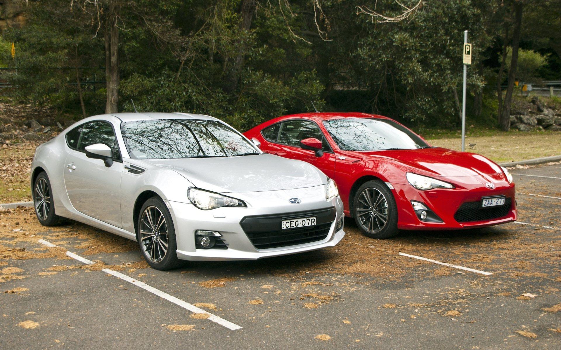 Toyota86SubaruBRZ%20(1) - Subaru и Toyota выпускают один и тот же автомобиль