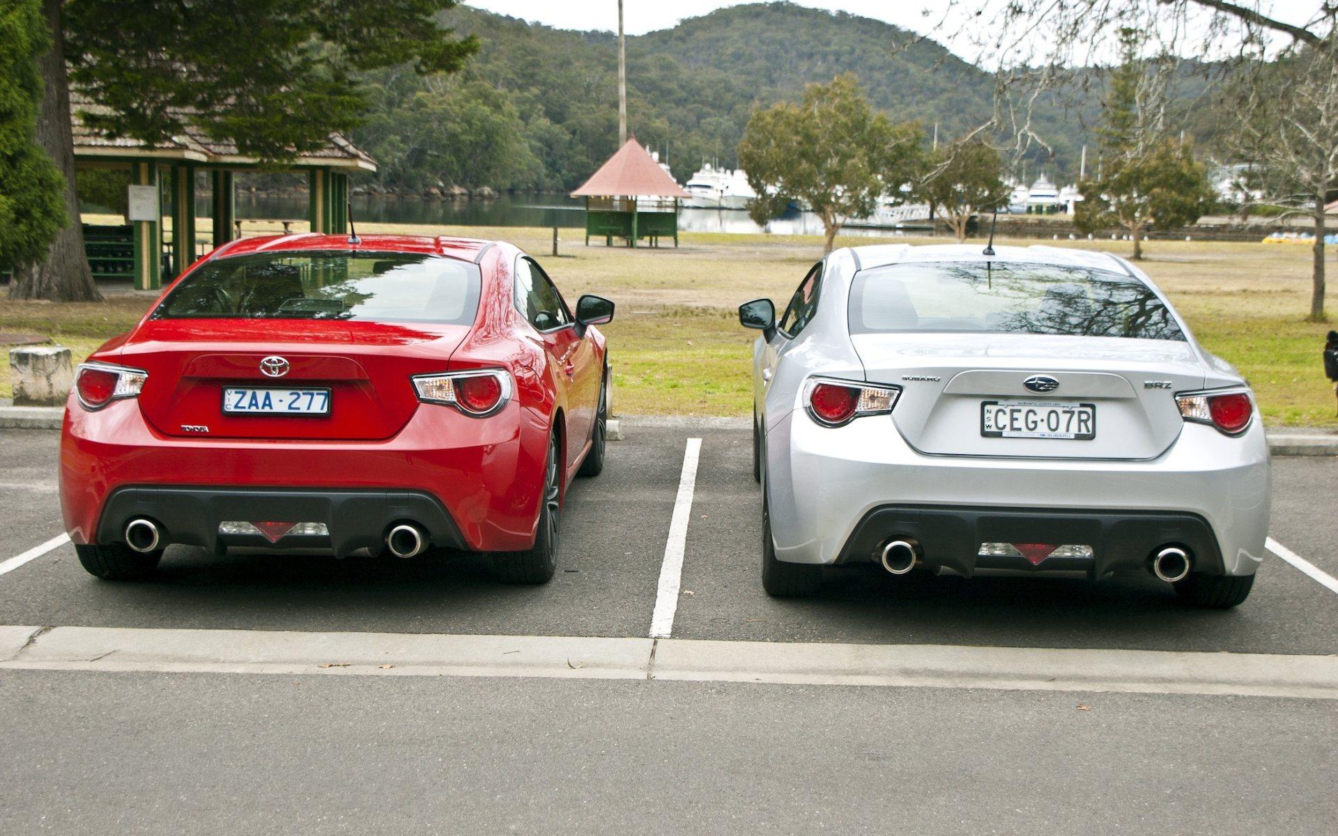 Toyota86SubaruBRZ%20(3) - Subaru и Toyota выпускают один и тот же автомобиль