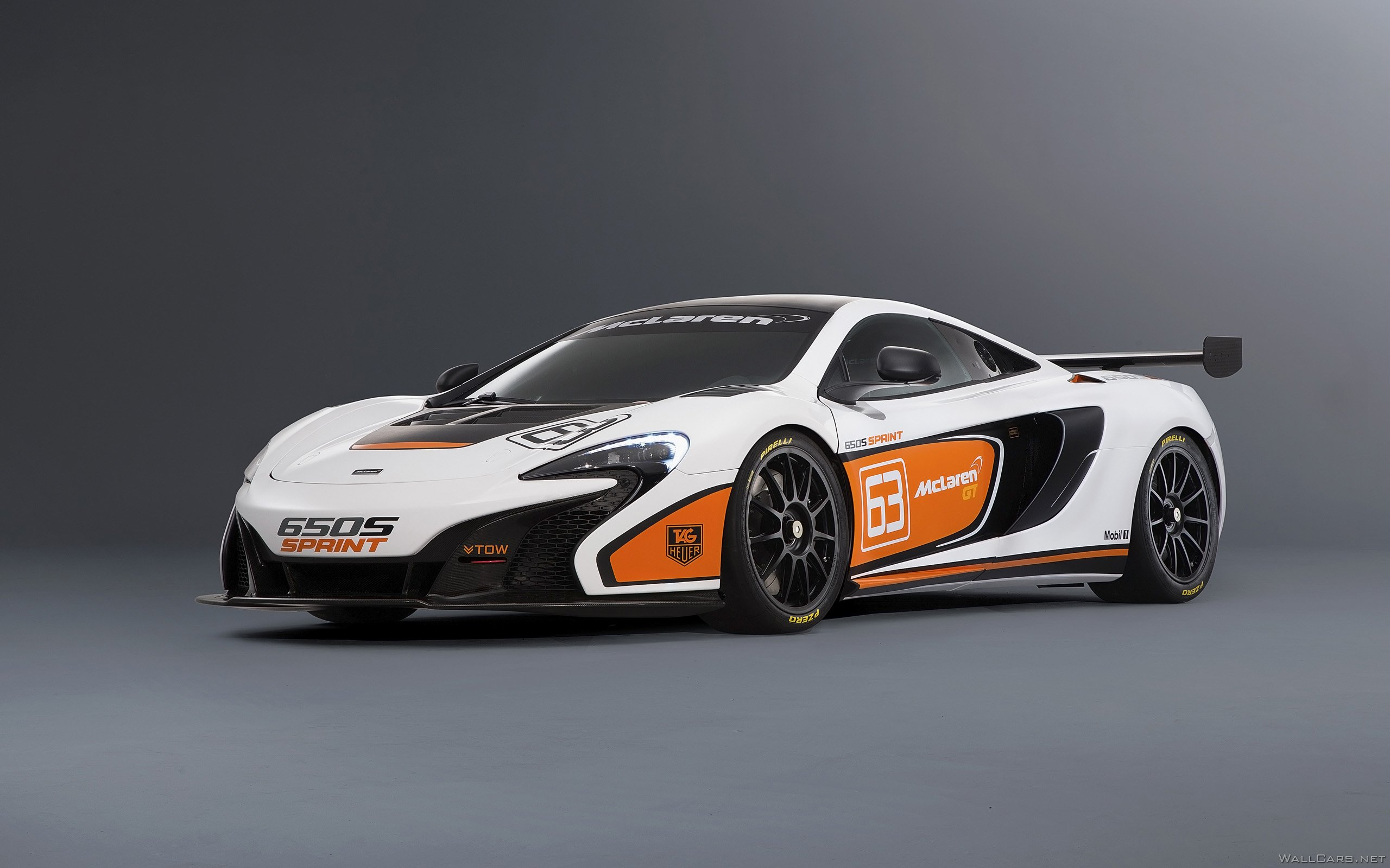 Front McLaren 650S Sprint, 2015, sport, hood, wheels, vinyl, photo, wheels, headlights