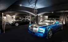 Авто люкс-класса Rolls-Royce Phantom Drophead Coupe и Ghost в Сардинии