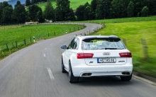 Audi AS 6R by ABT, Ауди, поляна, лес, луг, трасса