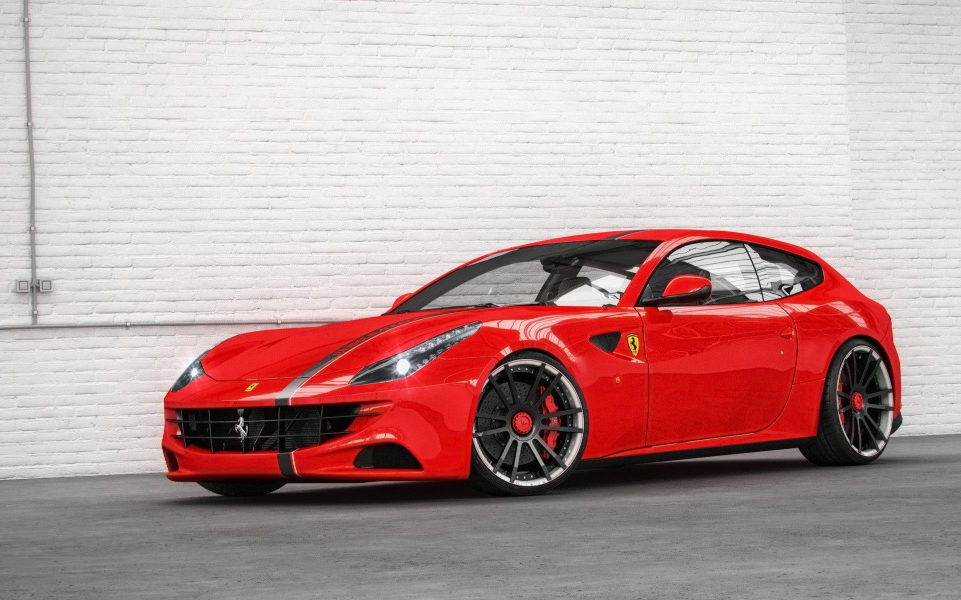Ferrari ff - обои и фоны автомобиля