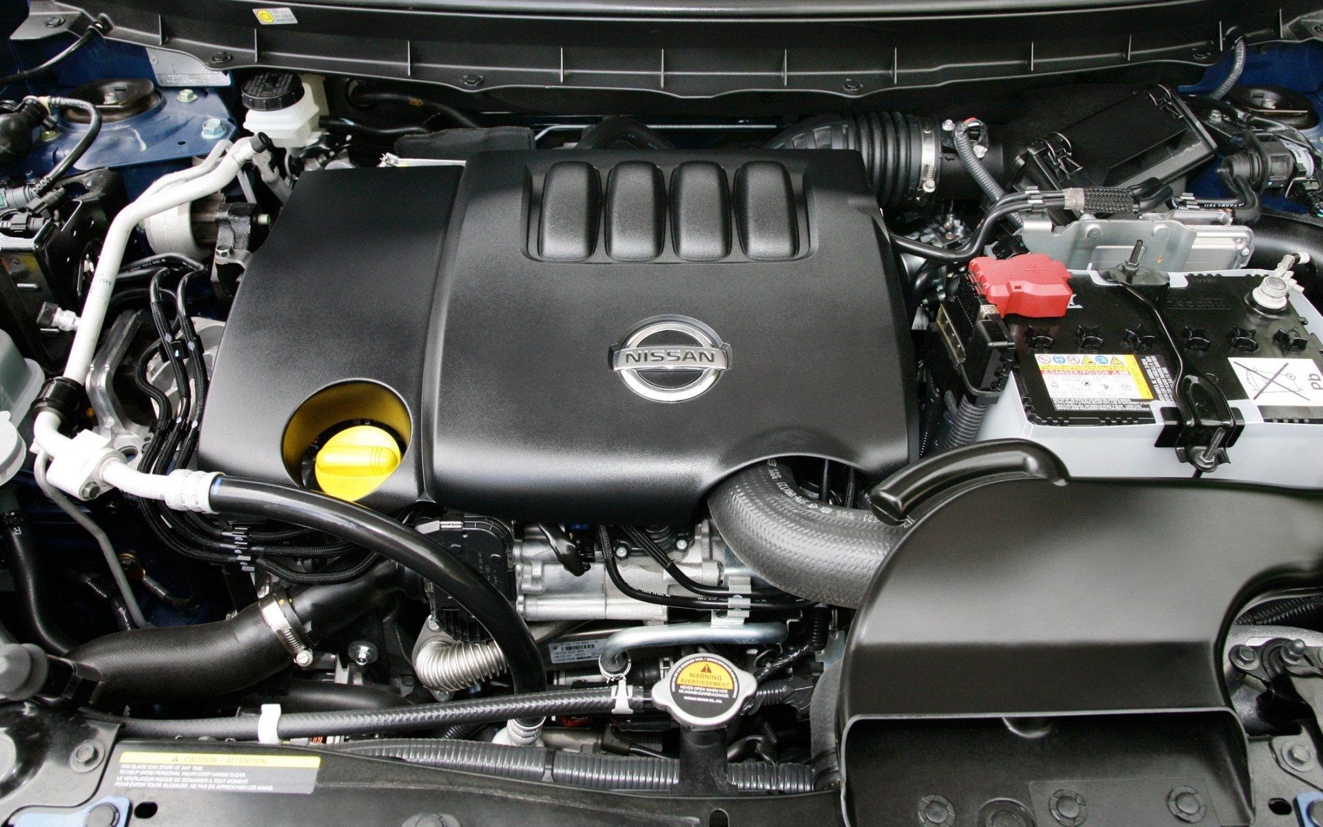 Стоимость двигателя ниссан