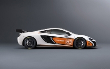 Sport McLaren 650S Sprint, 2015, race, tuning, speed, side, spoiler, wheels, vinyl